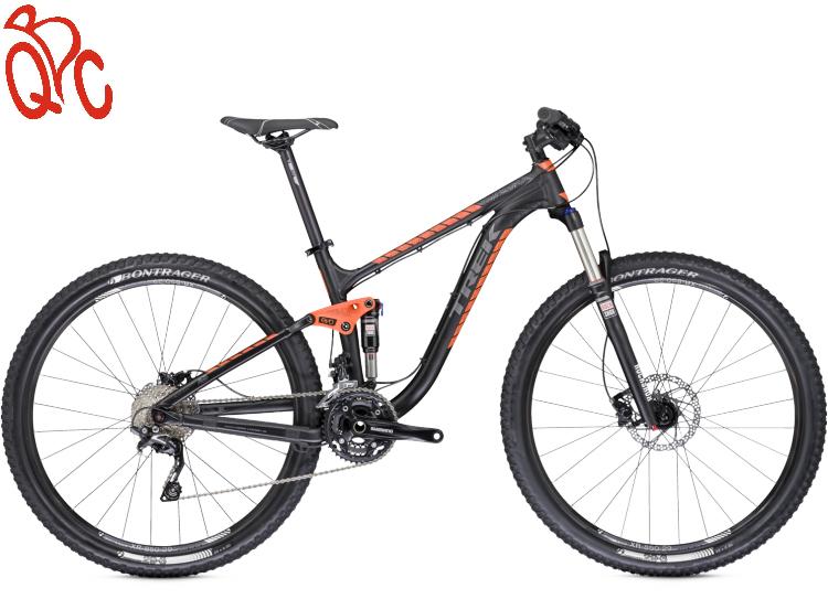 Trek Fuel EX6 29er (2014) full suspension mountain bike