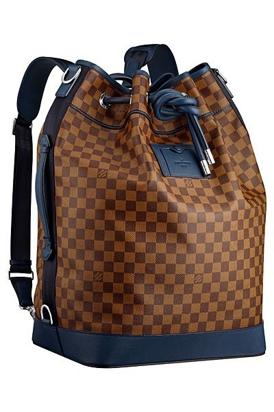 20bce3e94465 LV Backpack - - Oh my gosh! I want one for all the books I m always  carrying to classes!