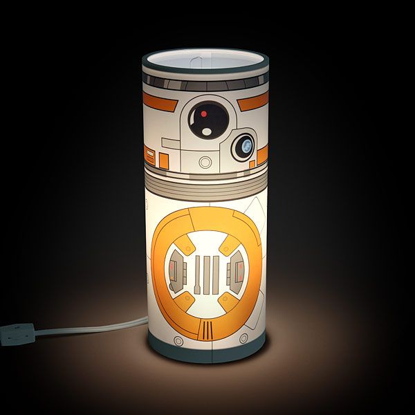 These Star Wars Desktop Accent Lamps Come In 4 Flavors, And Each Has A  Convenient