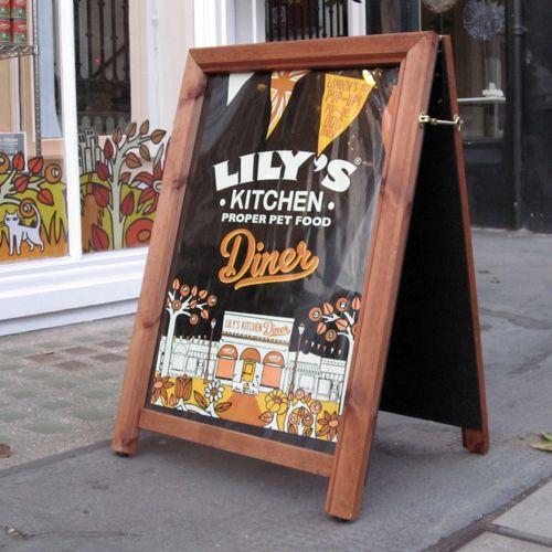 Lily\'s Kitchen \'Pop Up\' Pet Diner | Hampstead Life | Pinterest