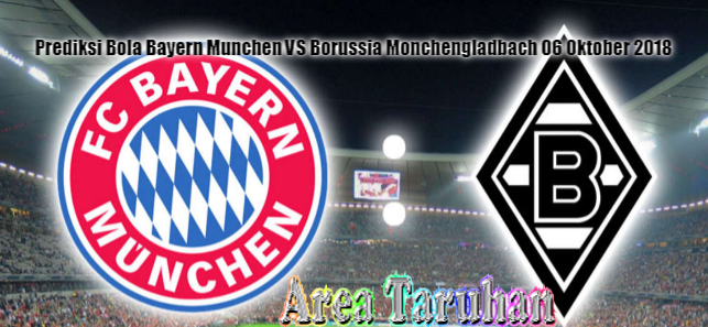 Prediksi Bola Bayern Munchen VS Borussia Monchengladbach