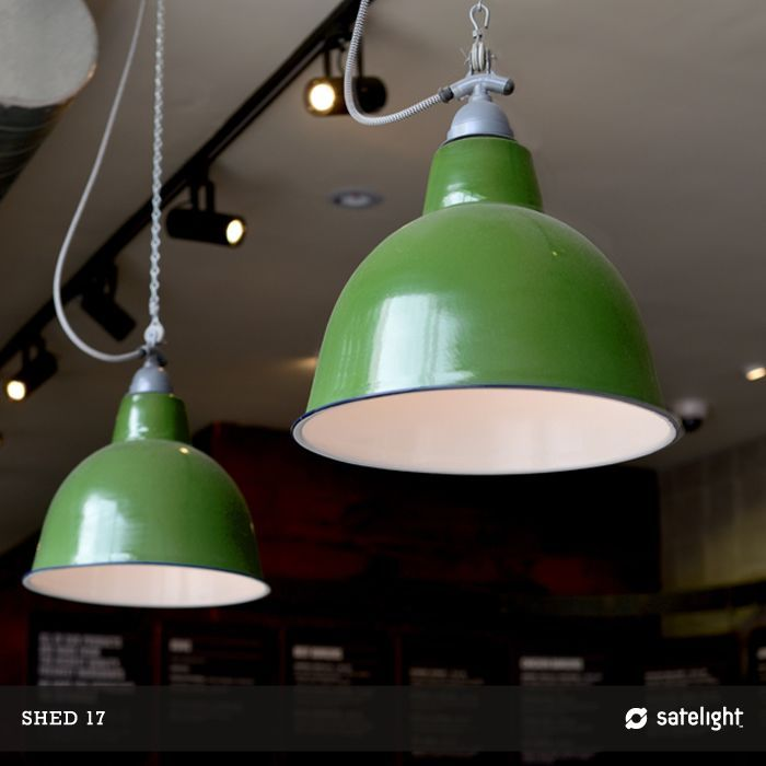 Gantry large pendant lighting collection shed 17 rustic gantry large pendant lighting collection shed 17 rustic industrial green lights aloadofball Choice Image
