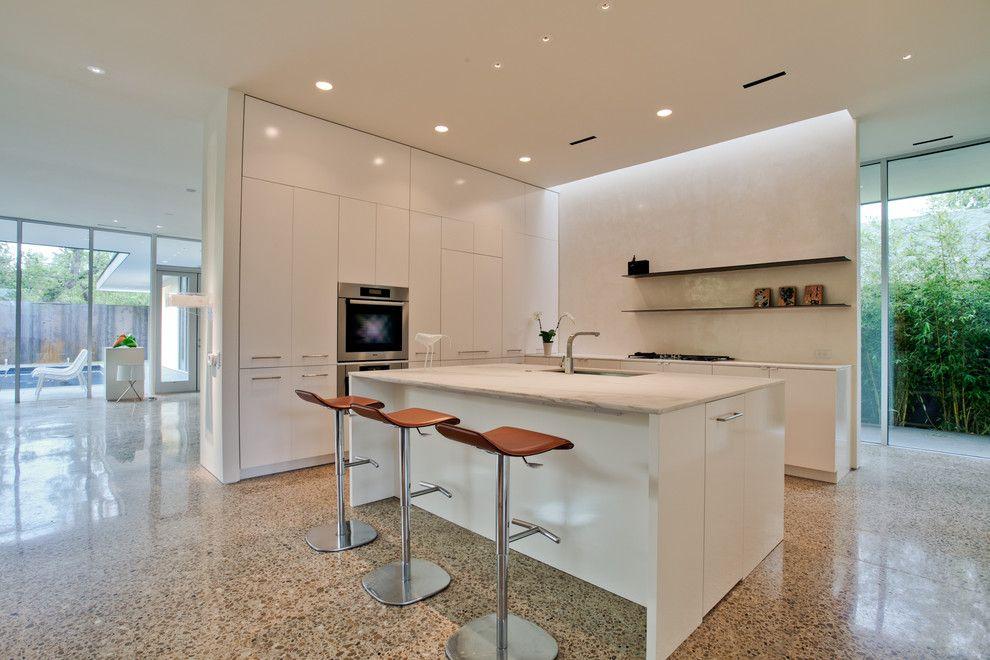 Terrazzo Floor Tile Kitchen