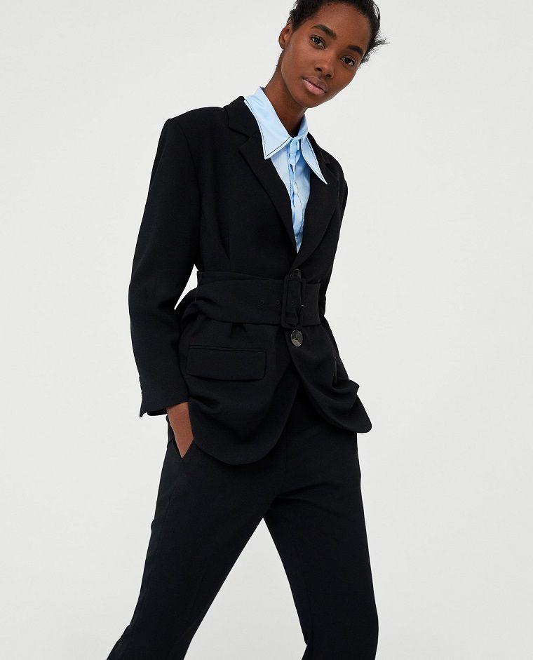 Pantalone Vestirsi In Giacca Bene Modo Come Nero E Elegante Con XfqwvXd