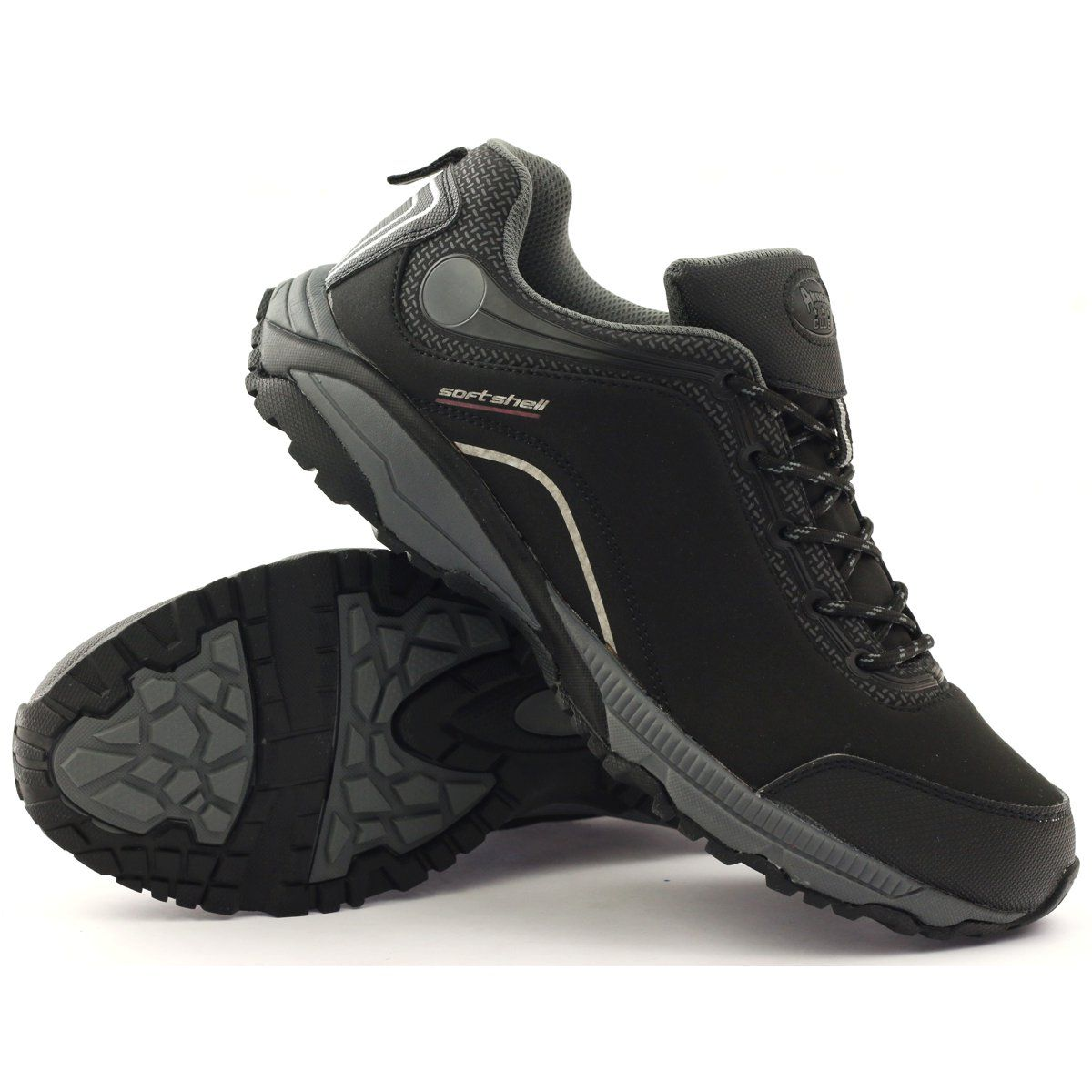 American Club Buty Sportowe American 8685 Czarne Sneakers Shoes Puma Sneaker