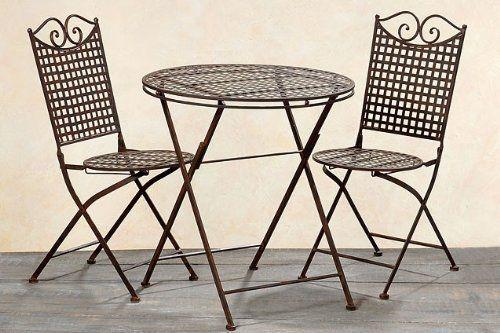 Bot Check Tischset Stuhle Metallstuhle
