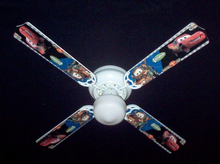 Cars ceiling fan wlight 42 disney victory lane pixar cars ceiling fan wlight 42 disney victory lane aloadofball Gallery