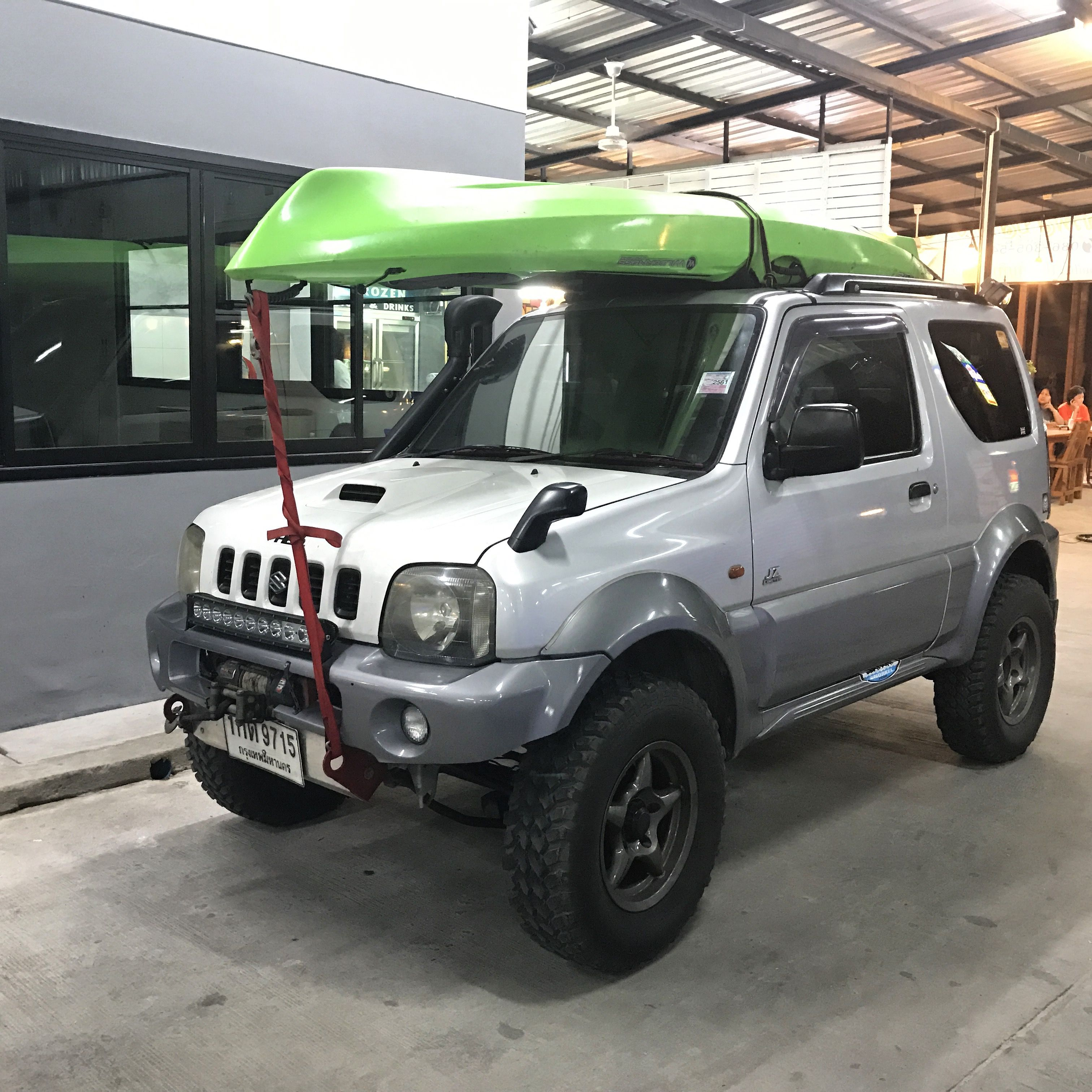 Suzuki jimny 4x4 offroad samurai ideas world