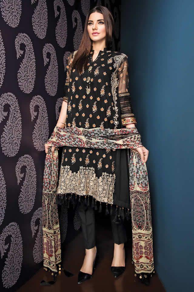 86f20da256 Khaadi-fancy-evening-winter-wear-dresses-collection-2017-14 ...