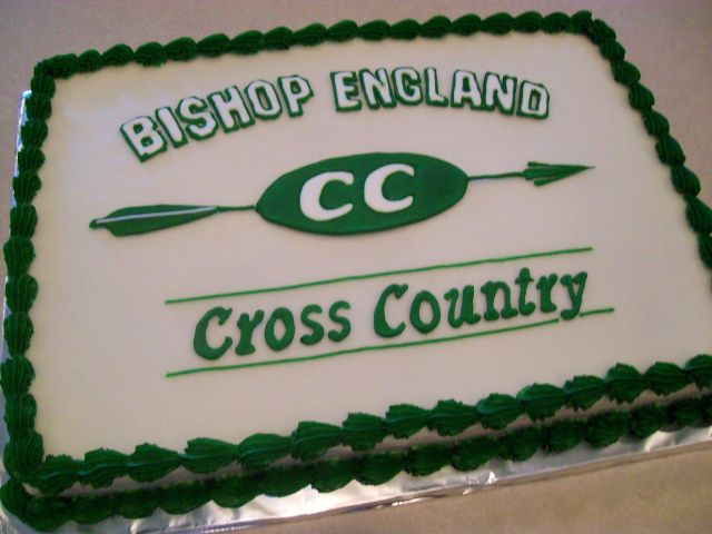 Be Cross Country Cake With Images Country Cupcakes Cross