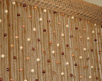 Collection Wooden Beaded Door Curtain Pictures - Losro.com