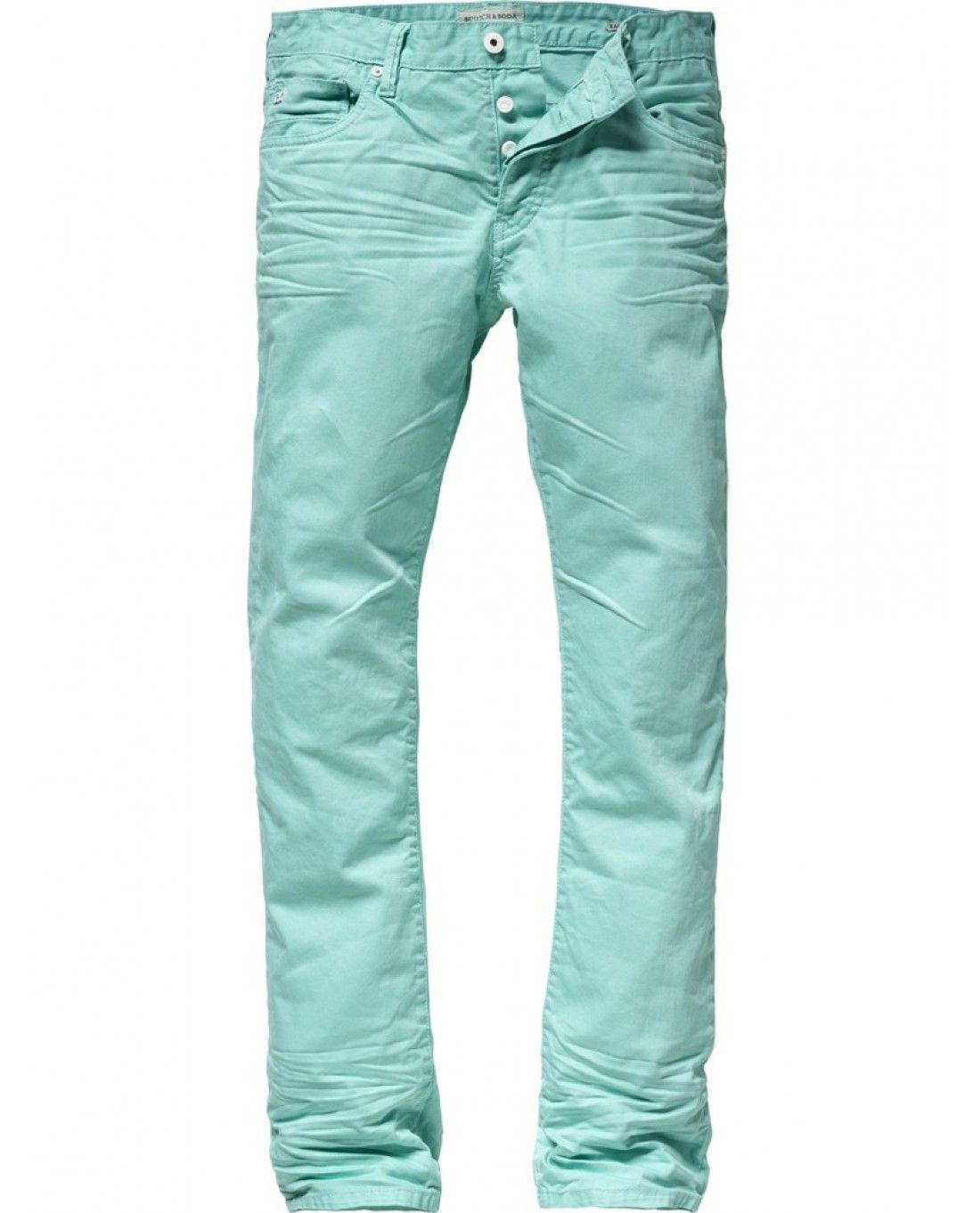Mens Ralston-Garment Dye Colours Straight Jeans Scotch & Soda OeTi4J