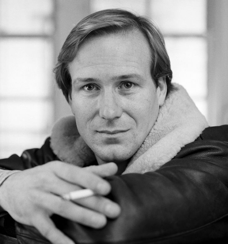 The only man that I would like to my husband - William Hurt