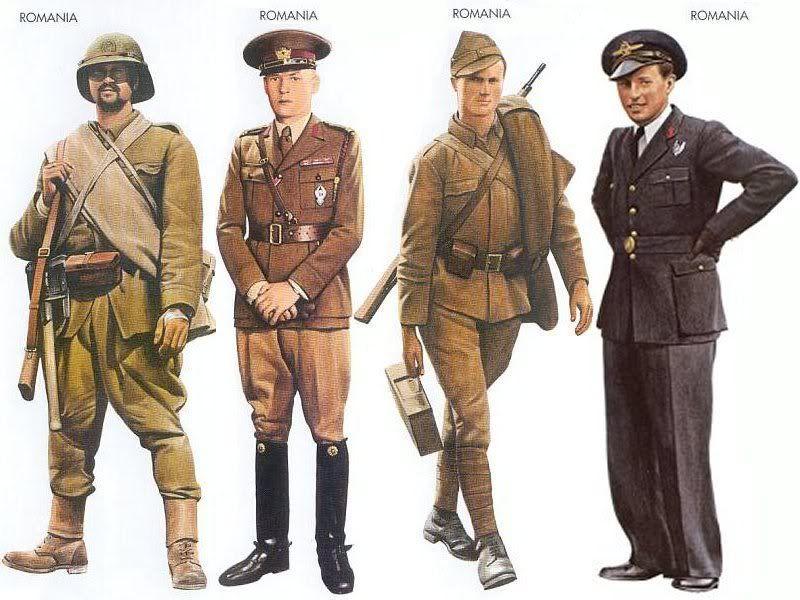 World War II Uniforms - A-Z | Stukas Over Stalingrad ...