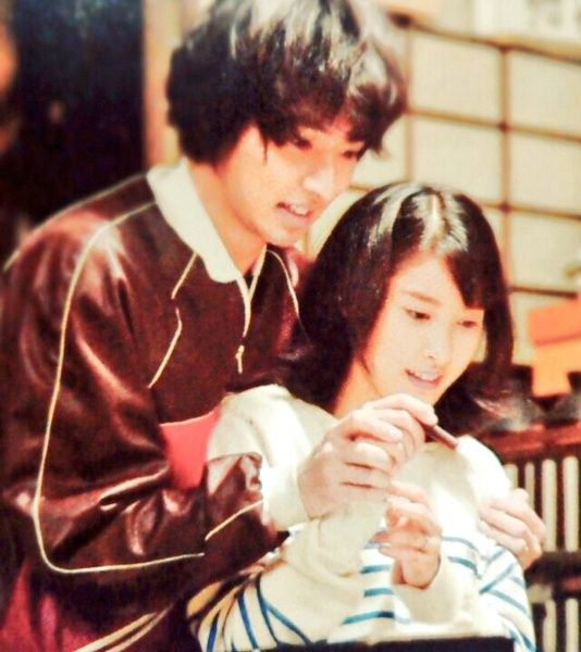"Kento Yamazaki x Tao Tsuchiya, J Drama ""Mare"". http://"
