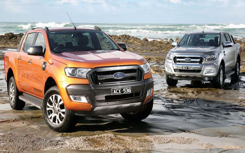 Ford Ranger To Be Released In Late 2018 Early 2019
