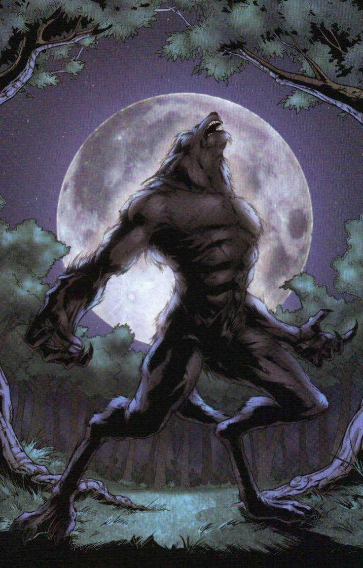 Werewolf erotic tales
