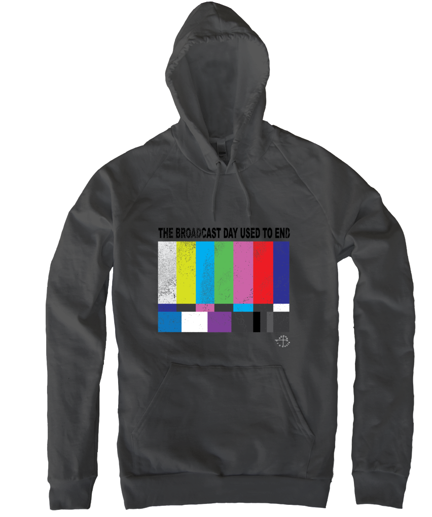 Broadcast Day Hoodie