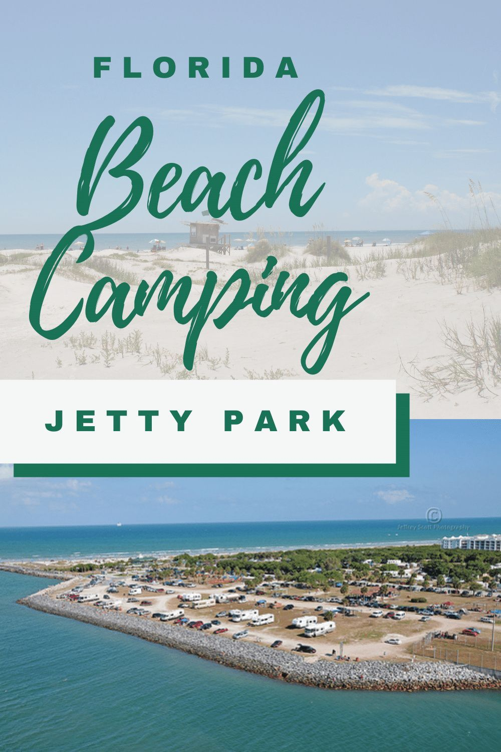 Beach Camping 5 Of Central Florida S Best Beach Campgrounds Beach Camping Beach Vacation Spots Florida Camping