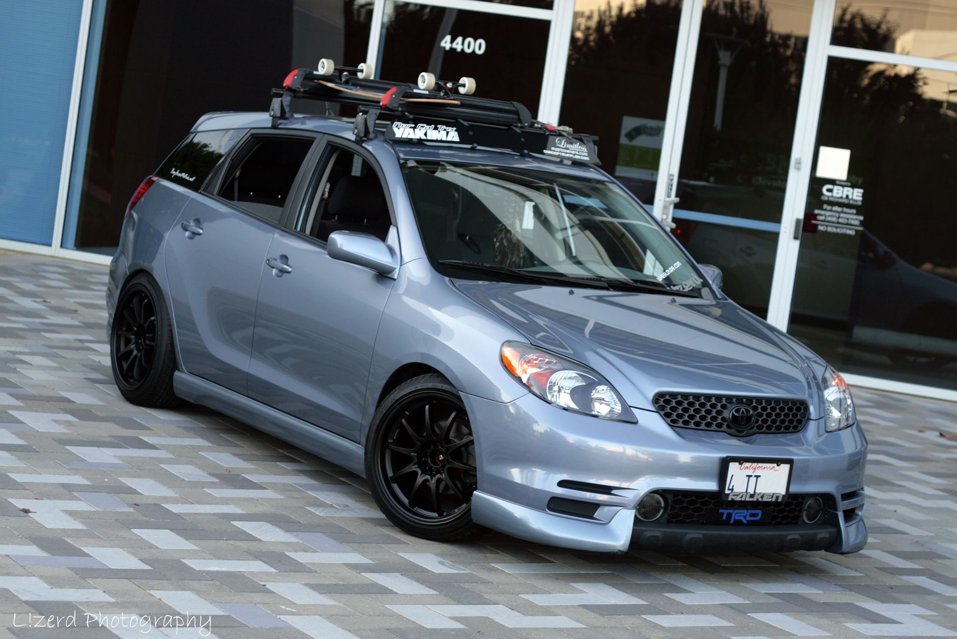 Photo 5 Toyota Matrix Custom Wheels Rota Dpt 18x9 0 Et 20 Tire