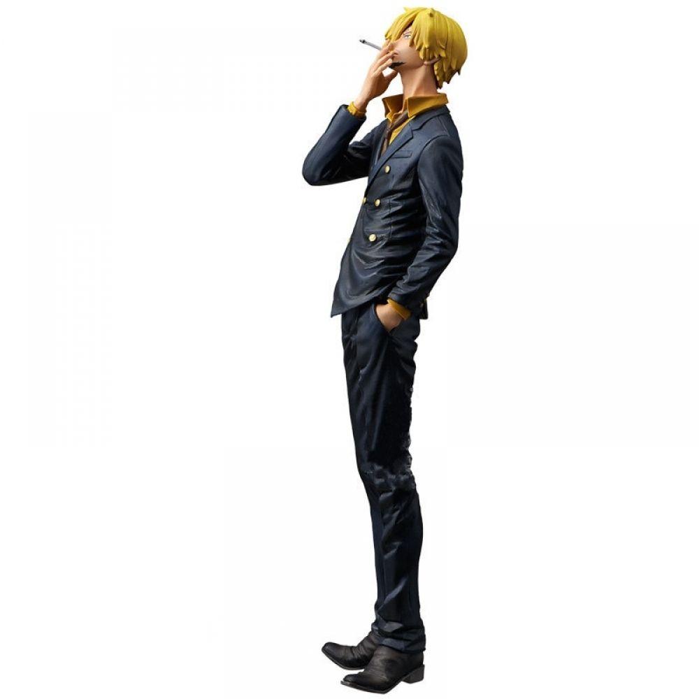 26cm sanji one piece anime collectible action figure pvc