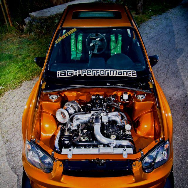 Reversed intake, shaved engine bay | Transportation | Pinterest | Engine, Subaru and Jdm