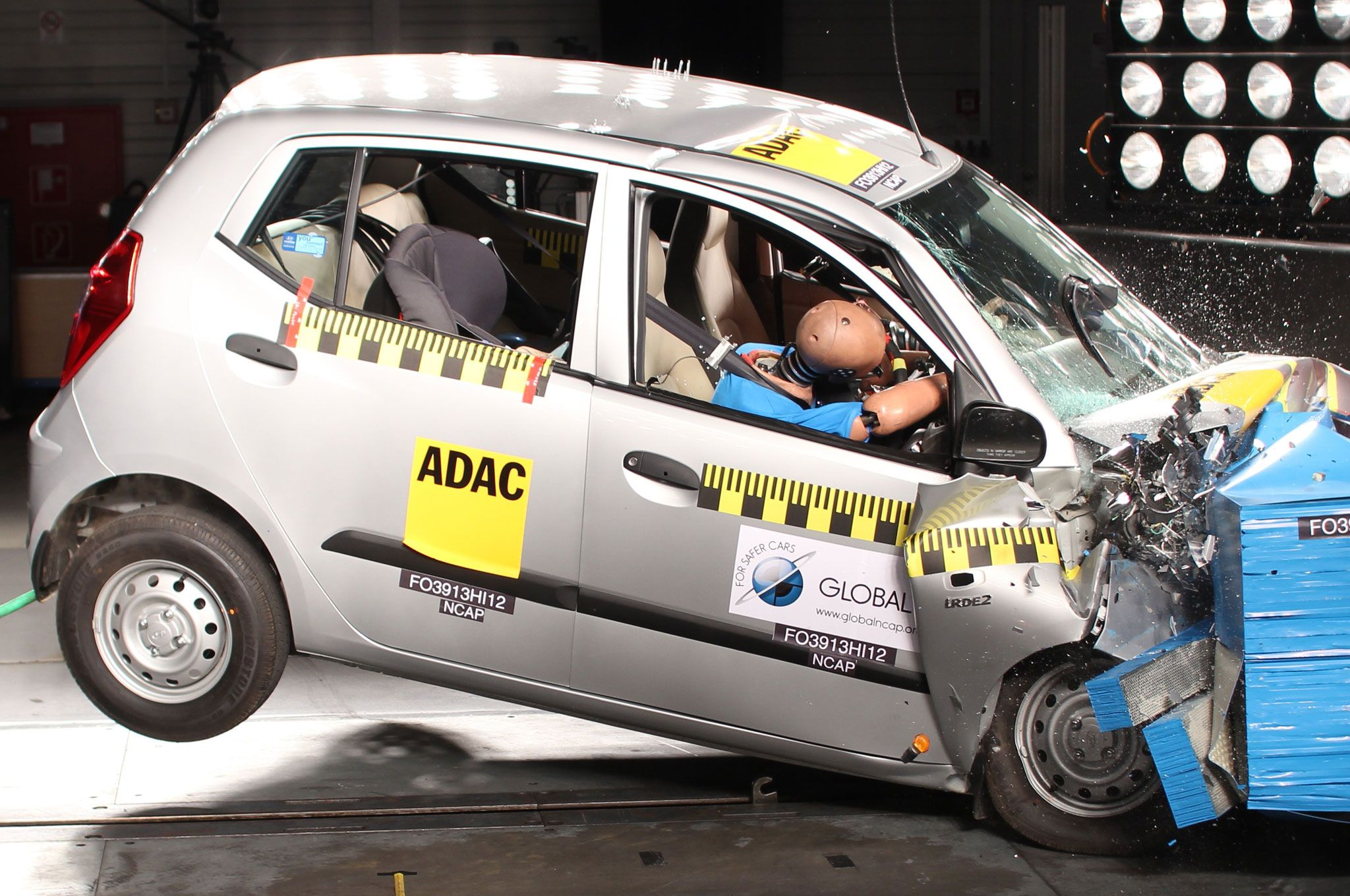 NHTSA Proposes More Extensive Testing, Changes to Rating