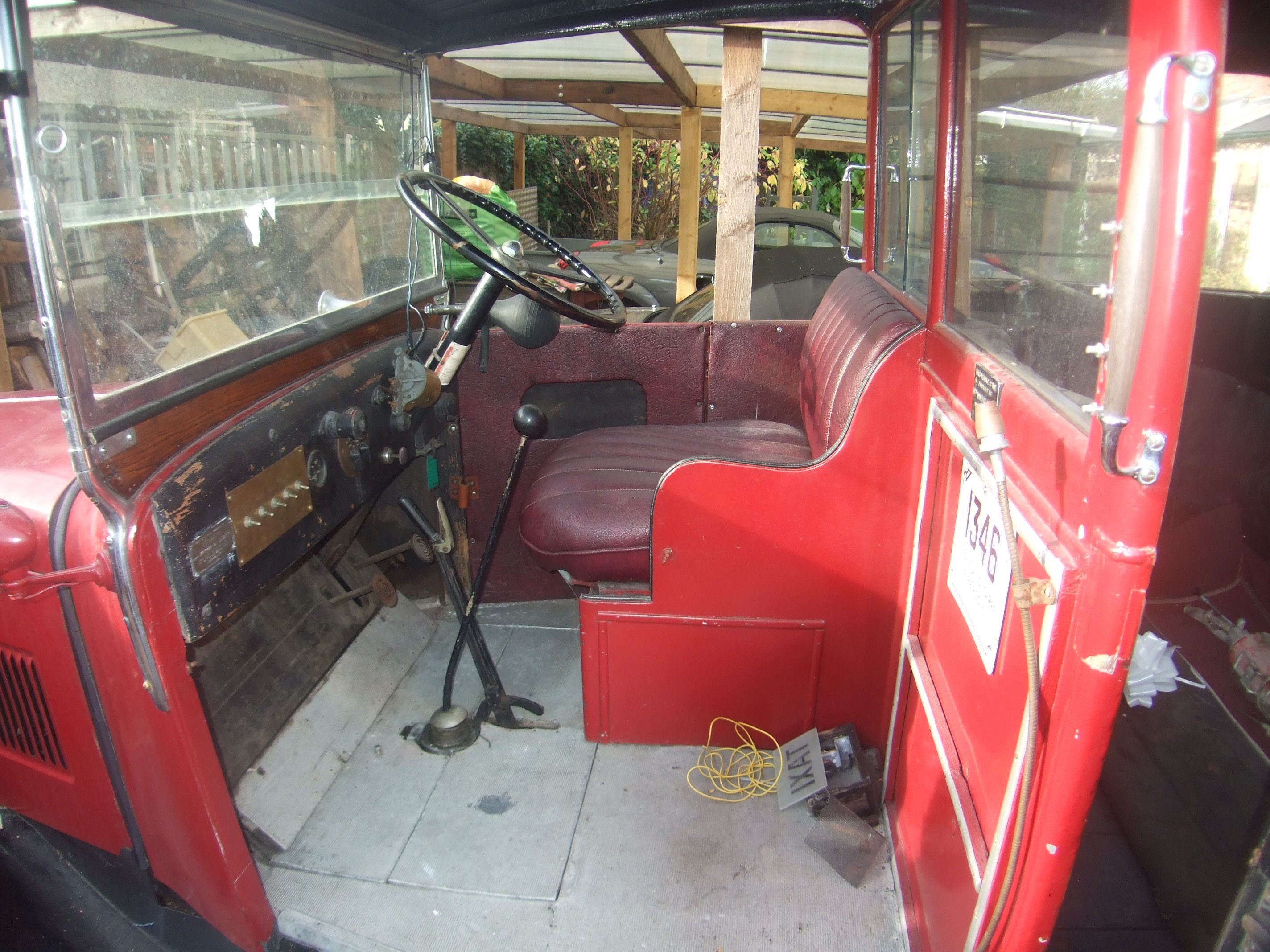Currently owned by Bob Seabourne of Bridgwater Somerset 1932
