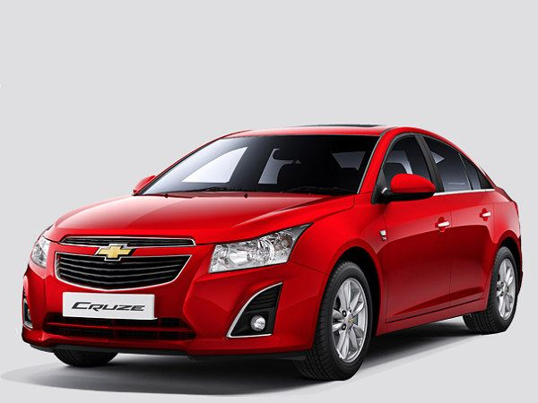 2013 Chevrolet Cruze Facelift Launched Silently With Images