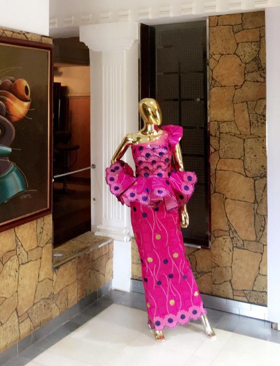 9249a213e59b05 Hot Ankara Skirt & Blouse Styles For Your Next Owamba | Hello africa ...