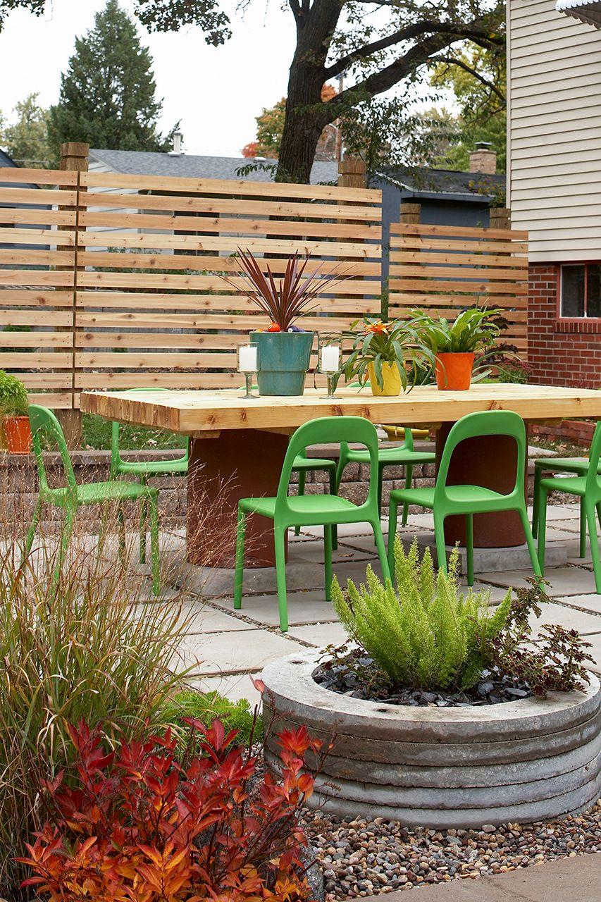 24 Budget Friendly Backyard Ideas To Create The Ultimate Outdoor Getaway Cheap Backyard Backyard Patio Backyard Backyard diy projects on a budget