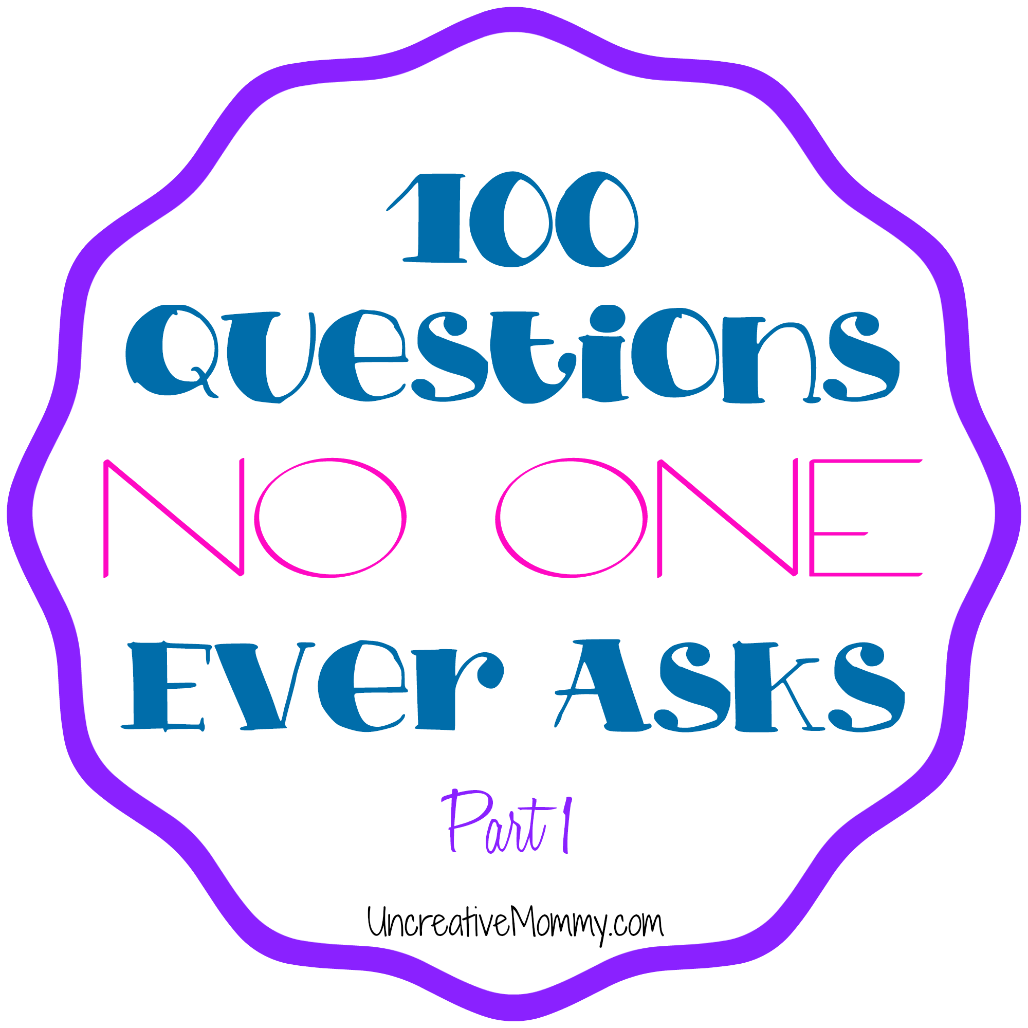 The 100 Questions No One Asks Tag Part 1 This Or That Questions 100 Questions Journal Writing