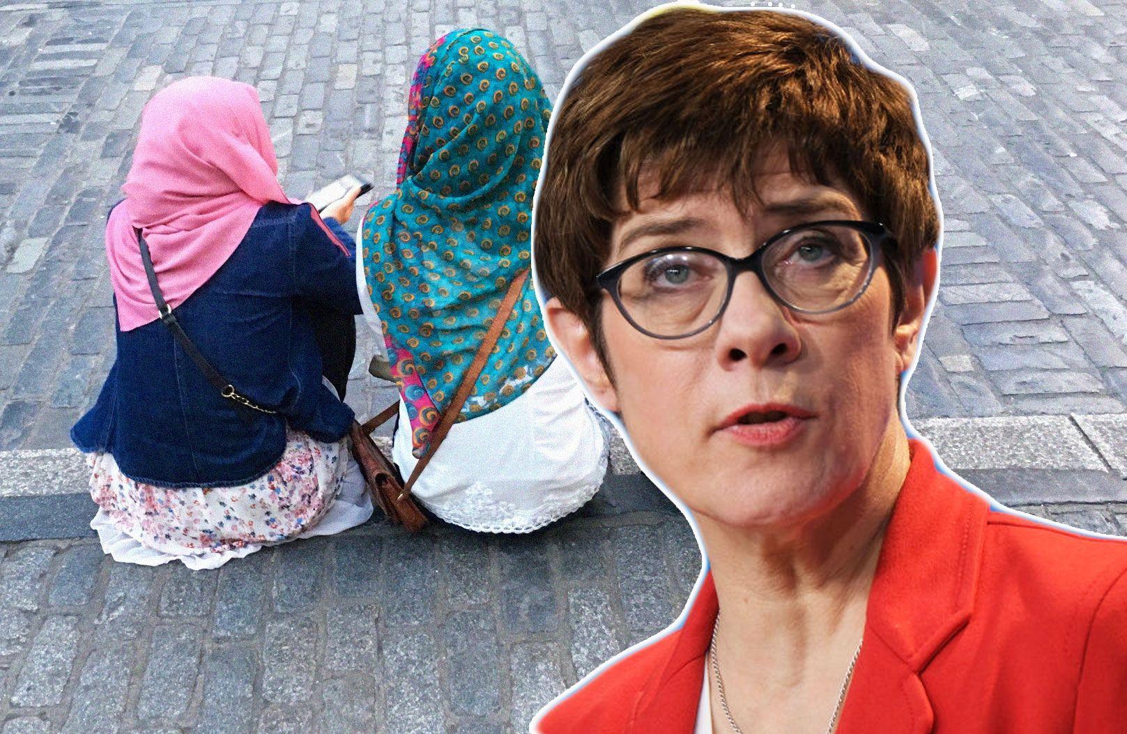 Akk Diskutiert Kopftuchverbot In Kitas Das Sagt Eine Erzieherin Dazu Kopf Religionsfreiheit Erzieherin