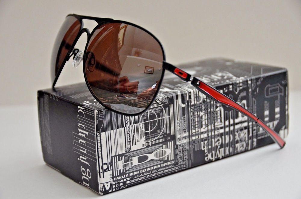 f50decdf1f eBay  Sponsored NEW Oakley Plaintiff POLARIZED Sunglasses Matte Black w 00  Black Iridium 405707