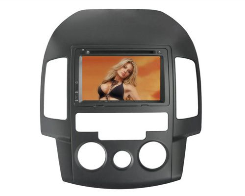 oem dvd navigation for hyundai i30 touchscreen bluetooth. Black Bedroom Furniture Sets. Home Design Ideas