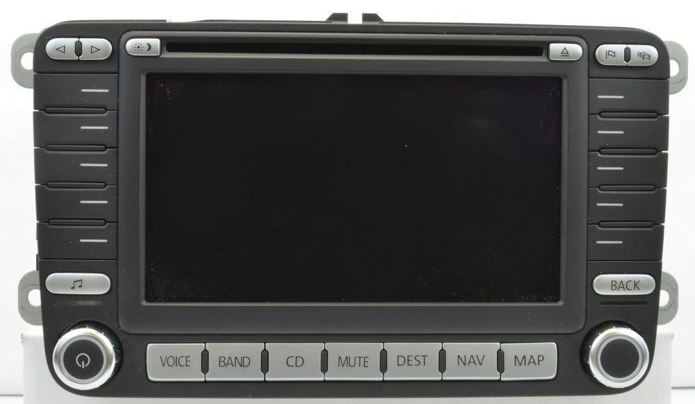 2007 volkswagen passat oem car radio navigation part. Black Bedroom Furniture Sets. Home Design Ideas