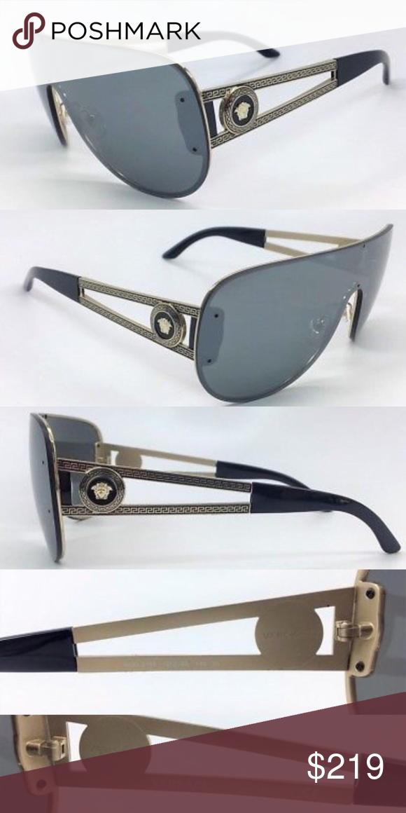b5b5c46618c NWT 100% AUTHENTIC Versace Sunglasses 100% AUTHENTIC   Genuine   Brand NEW  VERSACE Sun