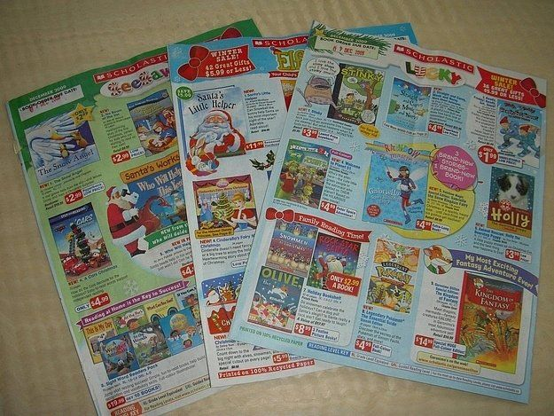 Scholastic Book Club Back In The Day Pinterest Childhood