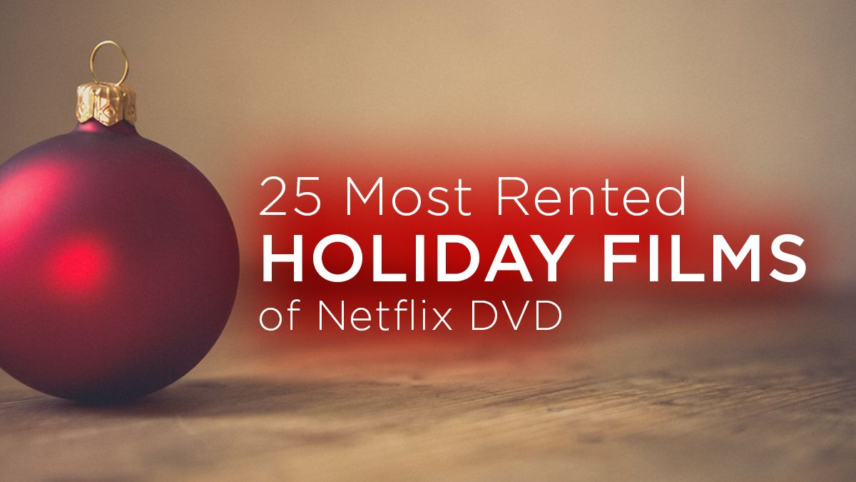 Top 25 Most Rented Holiday Films Classic holiday movies