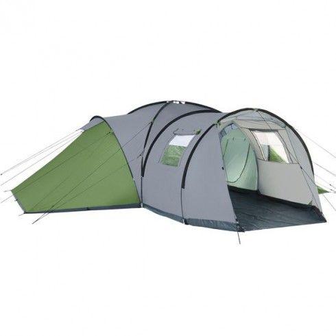 Double Toit Polyester Taffeta 190t 70 D Pu Imper 3000 Mm Coutures Soudees 2 Fenetres Volets Moustiquaire S Porte Moustiquaire Tente Dome Fibre De Verre