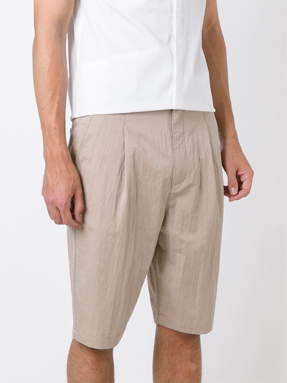 #helmutlang #shorts #pants #beige #summer #men #fashion www.jofre.eu