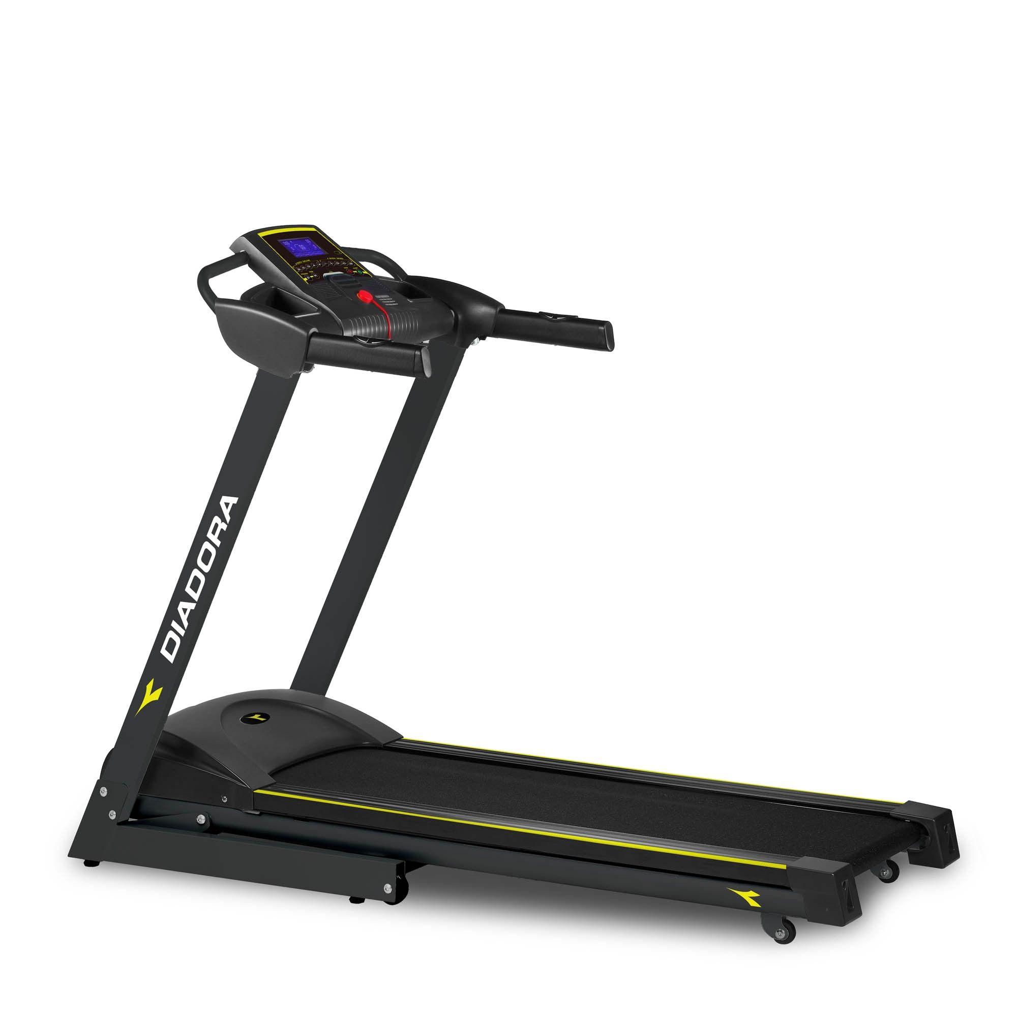 Treadmill Diadora Edge 2.4 Dark Motorised Treadmill