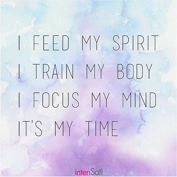 Positive Affirmations That'll Change the Way You Think When your mind, body and spirit are in sync, it's your time to shine.When your mind, body and spirit are in sync, it's your time to shine.