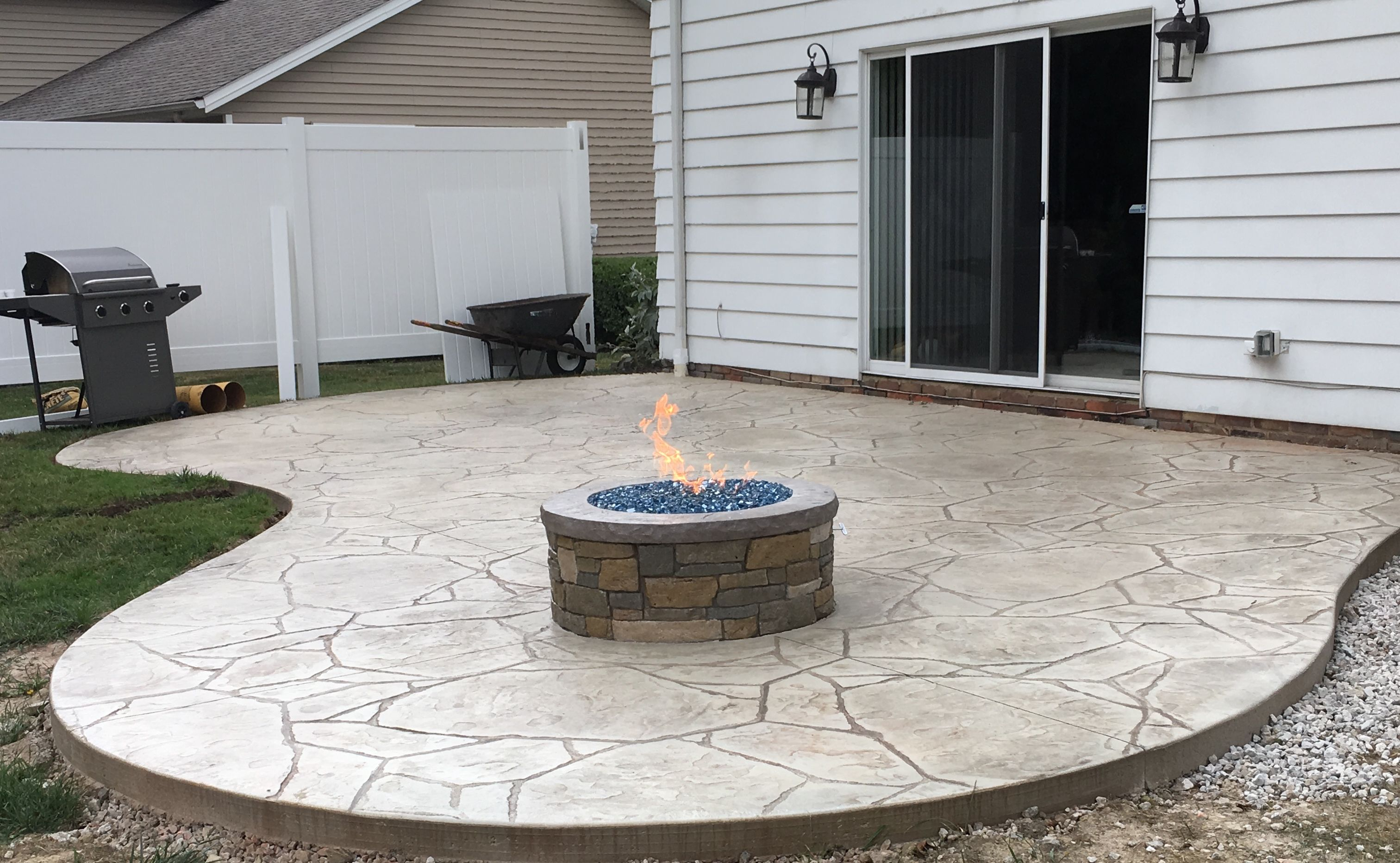 4adfdc5ff5c17dac65f3380e50f5a9c6 Top Result 50 Awesome Outdoor Natural Gas Fire Pit
