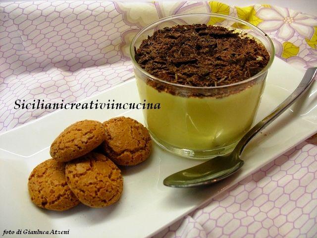 Crema di mascarpone con amaretti