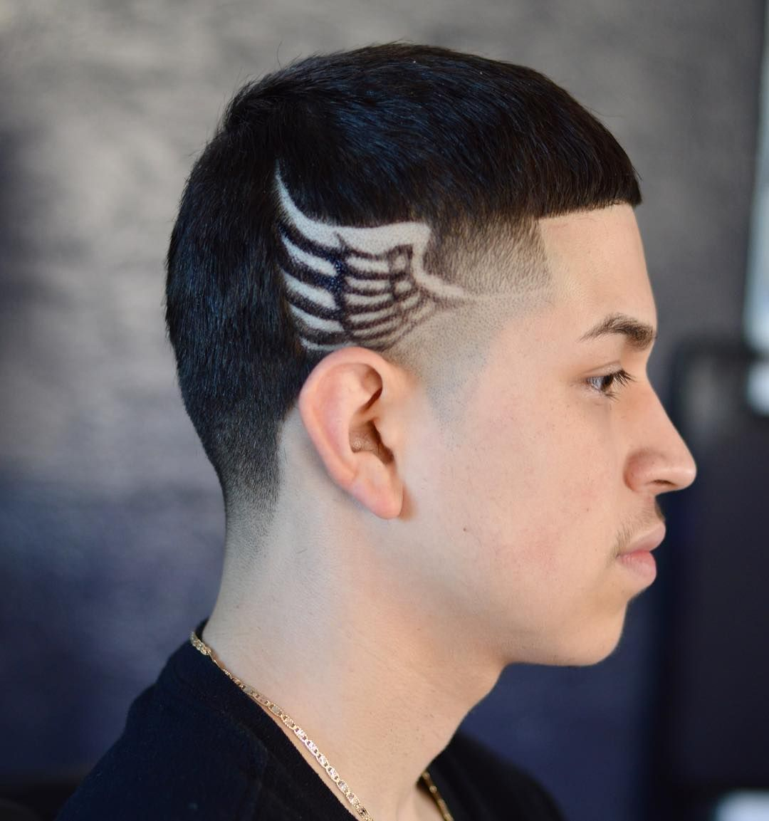 Best mens haircut las vegas gansito barber gansitobarber on pinterest