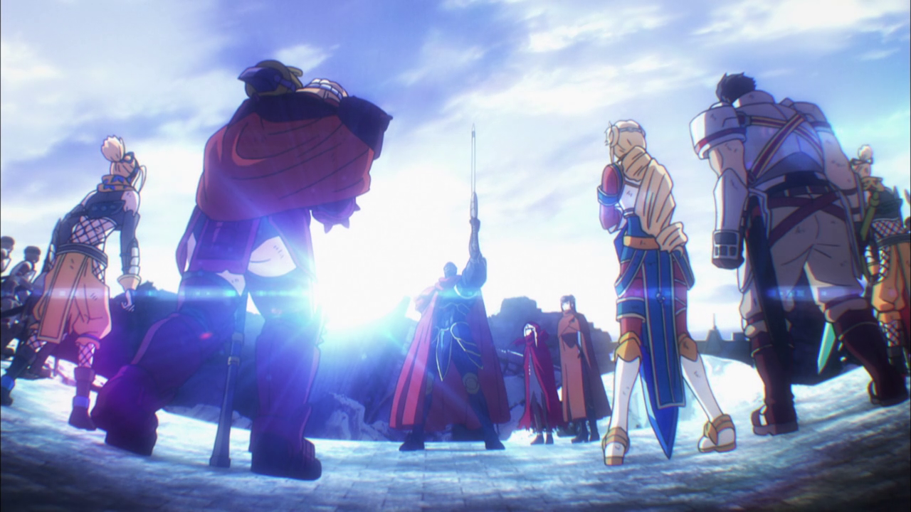 Overlord S2 Episode 13 Subtitle Indonesia (TAMAT