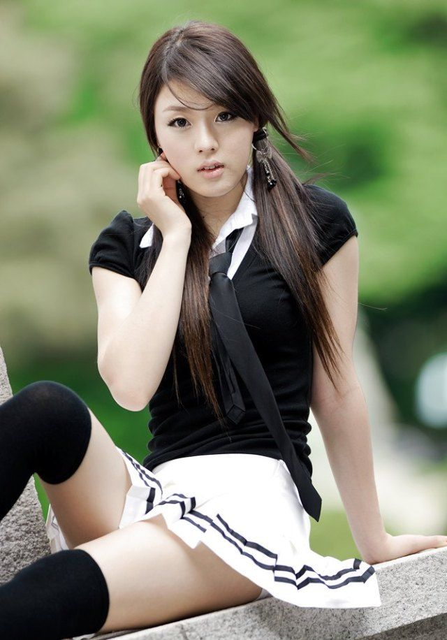 Fan, Hwang Mi Hee, Krean Race Queen  Koreans Star Photos -2429