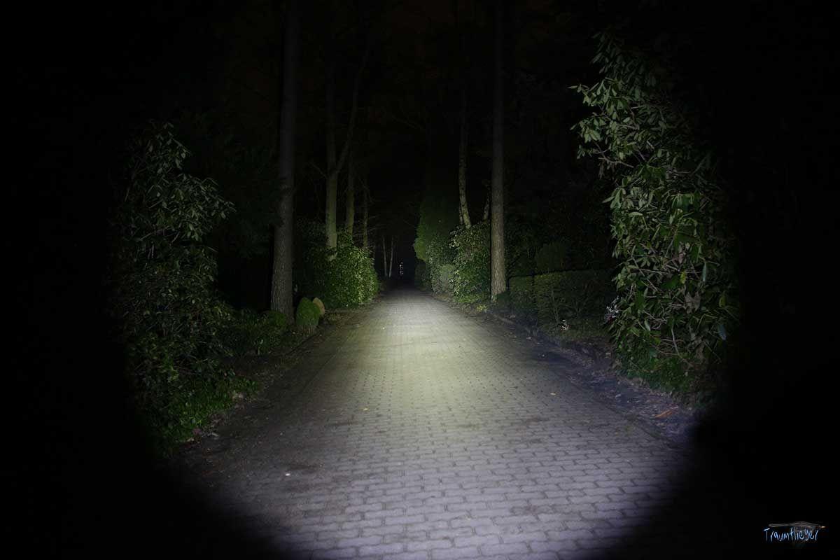 neue Power LED-Taschenlampen im Test, Teil 5 - Traumflieger.de