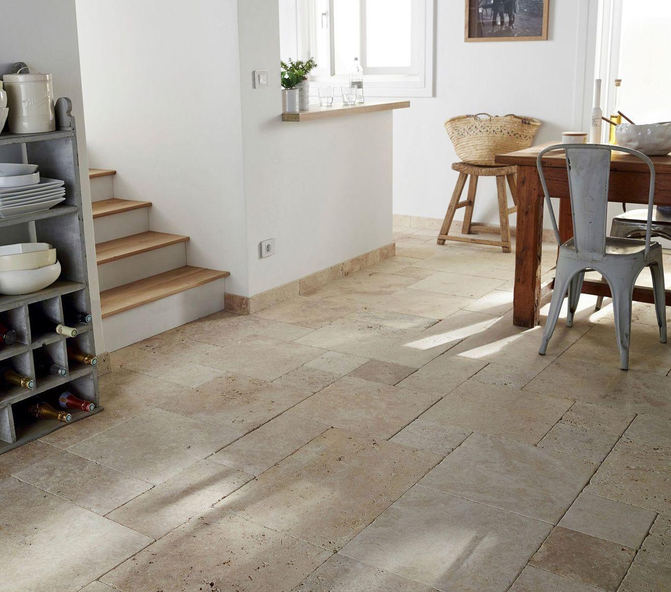 Revetement De Sol Original carrelage cuisine sol et mur : 20 modèles   carrelage